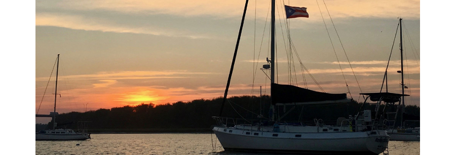 Sail Relief Team - Relentless - Sunset