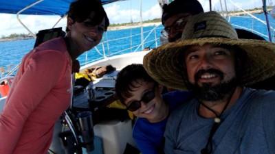 Sail Relief Team - Crew