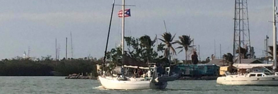 Sail Relief Team - Relentless - Cabo Rojo