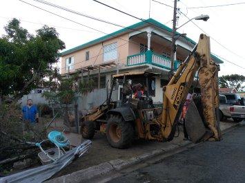 Sail Relief Team - Hurricane Maria - Debris Removal