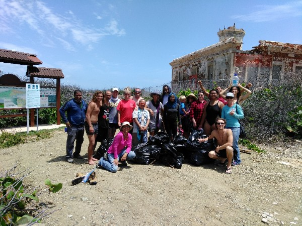 Sail Relief Team - Hurricane Maria - Environmental Clean Up