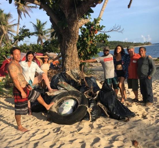 Sail Relief Team - Hurricane Maria - Environmental Clean Up